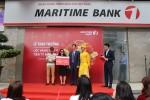 """Giải thưởng """"khủng"""" 1 tỷ đồng của Maritime Bank về tay ai?"""