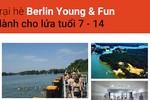 Cơ hội tham gia Trại hè du học Berlin- Muenchen