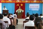 Hội nghị tập huấn triển khai ứng dựng cơ sở dữ liệu ngành giáo dục Quảng Ngãi