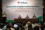 VPBank tiếp tục duy trì đà tăng trưởng trong quý I/2018