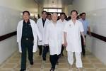 Tổng Bí thư Nguyễn Phú Trọng thăm đồng chí Đỗ Mười và đồng chí Lê Đức Anh