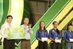 Tập đoàn Tân Hiệp Phát tặng 30 suất học bổng cho sinh viên Đại học Nông Lâm