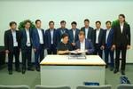 Dự án xử lý bùn thải cho Hà Nội vừa được ký kết tại Đức