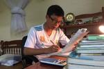 Thủ khoa tỉnh Thanh chia sẻ bí quyết học tập