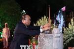 Thủ tướng trao Bằng Tổ quốc ghi công cho 442 gia đình liệt sĩ