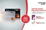 Ra mắt thẻ ngân hàng có chức năng tích điểm cao nhất thị trường