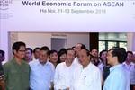 WEF ASEAN 2018: Chia sẻ tầm nhìn, khơi nguồn ý tưởng, kết nối giao thương