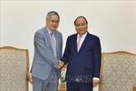 Thủ tướng Nguyễn Xuân Phúc tiếp Lãnh đạo Ủy hội sông Mê Công quốc tế