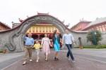 Dẫn ngay bé yêu đến trung thu cổ tích tại Sun World Halong Complex