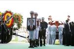 Cử hành trọng thể Lễ an táng Chủ tịch nước Trần Đại Quang tại Ninh Bình