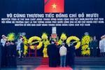 Quốc tang nguyên Tổng Bí thư Đỗ Mười