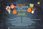 Săn tìm địa điểm vui chơi Halloween miễn phí cho bé yêu ở đâu?