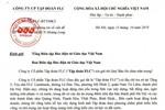 Tập đoàn FLC cung cấp thông tin về Dự án Hoàng Long nằm bất động