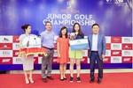Giải golf trẻ BRG - VGM Junior Championship 2018