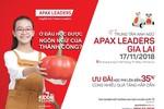 Trung tâm Anh ngữ Apax Leaders lần đầu xuất hiện tại Gia Lai