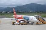 Nhiều chuyến bay bị ảnh hưởng bởi cơn bão số 9 Usagi