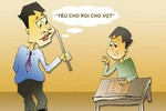 Giáo viên kìm nén cơn giận bằng cách nào?