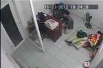 Clip: Trộm lấy cắp máy tính chứa nhiều dữ liệu tại Công ty VCI