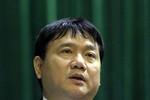Bộ trưởng Đinh La Thăng và những cái tin nhắn sau vụ tai nạn thảm khốc