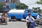 Xe cảnh sát PCCC mất phanh gây tai nạn khiến một phụ nữ chết thảm