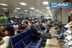 """Video: Khách hàng phát điên trong sân bay, thề """"cạch mặt"""" VietJet air"""