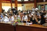 Các phóng viên phải ăn mặc chỉnh chu khi đến đưa tin lễ tang Đại tướng