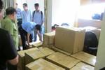 Hàng nghìn sản phẩm của Cungmua.com bị thu giữ