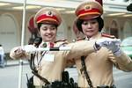 Tác giả của những chiếc loa tuyên truyền giao thông ở Hà Nội là ai?