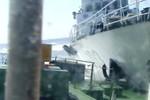 14h ngày 7/6, tàu kéo TQ đã đâm trực tiếp vào tàu Kiểm ngư Việt Nam