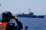 Trung Quốc uy hiếp, gia tăng căng thẳng với tàu Việt Nam