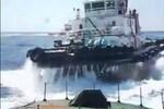 Video: Diễn biến căng thẳng quanh khu vực giàn khoan Hải Dương 981