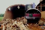 Công an Mê Linh (Hà Nội) biết rõ 6 vi phạm vụ sập lò gạch,2 người chết