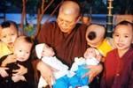 Khởi tố vụ buôn bán trẻ em ở chùa Bồ Đề, sư Đàm Lan được triệu tập