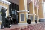 Chế áp khủng bố tấn công vào Đài PT-TH