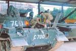 Đầu tư chiều sâu công nghệ sửa chữa xe tăng-thiết giáp