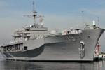 Tàu chiến Mỹ tiến sát lãnh thổ Triều Tiên