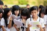 Thầy giáo tự tin: Thi quốc gia, học sinh có nhiều thuận lợi để thi tốt