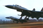 Su-27 Trung Quốc khẩn cấp cất cánh vì máy bay Ấn Độ đến bang Arunachal