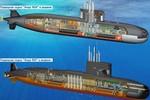 Trung Quốc sẽ mua 4 tàu ngầm Amur của Nga theo hình thức 2+2