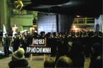 """Hoàn Cầu: """"Tàu ngầm Kilo thứ 2 của Việt Nam mang tên TP. Hồ Chí Minh"""""""