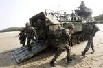 """""""Hàn Quốc xây dựng lực lượng biệt động để đánh vào sườn Triều Tiên"""""""