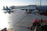 Hải quân Nga triển khai binh đoàn chiến dịch ở Địa Trung Hải