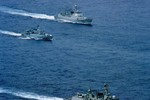 Báo Mỹ: Mỹ - Nhật đã mất kiên nhẫn với các hành động của Trung Quốc