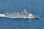 Trung Quốc đã bí mật hạ thủy và thử nghiệm tàu hộ vệ 056 ở biển Đông