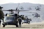Quân đội Hàn Quốc: 1 năm có ít nhất 100 cuộc diễn tập quân sự