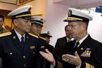 """Tư lệnh Hải quân Trung Quốc sẽ thăm Mỹ để tránh """"phán đoán nhầm"""""""