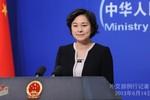 Bộ Ngoại giao Trung Quốc tổ chức họp báo về quan hệ Việt-Trung
