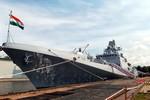 Nga bàn giao tàu hộ vệ mới cho Ấn Độ, trang bị tên lửa Brahmos