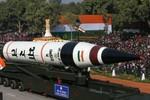 """""""3 năm nữa Ấn Độ sẽ sở hữu tên lửa xuyên lục địa như DF-31 Trung Quốc"""""""