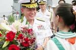 Tham mưu trưởng Hải quân Hàn Quốc sẽ thăm tàu ngầm Trung Quốc